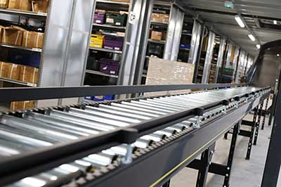 wholesale dealer of Conveyor system for warehouse ,India