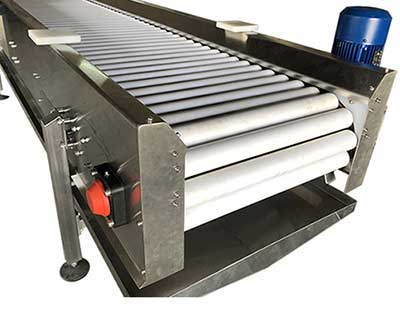 Gravity Roller Conveyor System dealer and distributor in India