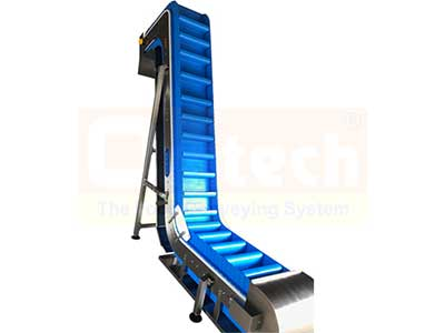 Inclined belt Conveyor in ahmedabad, bangalore
