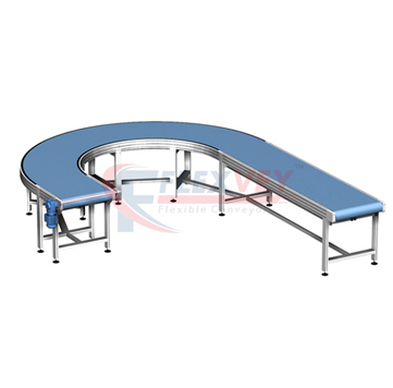 Modular belt conveyor system dealer in India