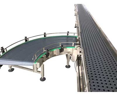 Modular belt Conveyor System Exporter in India