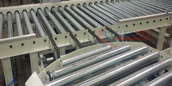 Roller Conveyor for pallets dealer and supplier in India