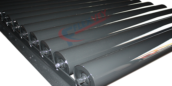 Roller Conveyor for Pipe exporter in India, Roller Conveyor for pipe