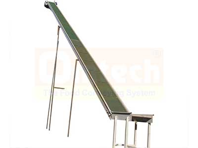 Steep incline conveyor wholesale supplier in India